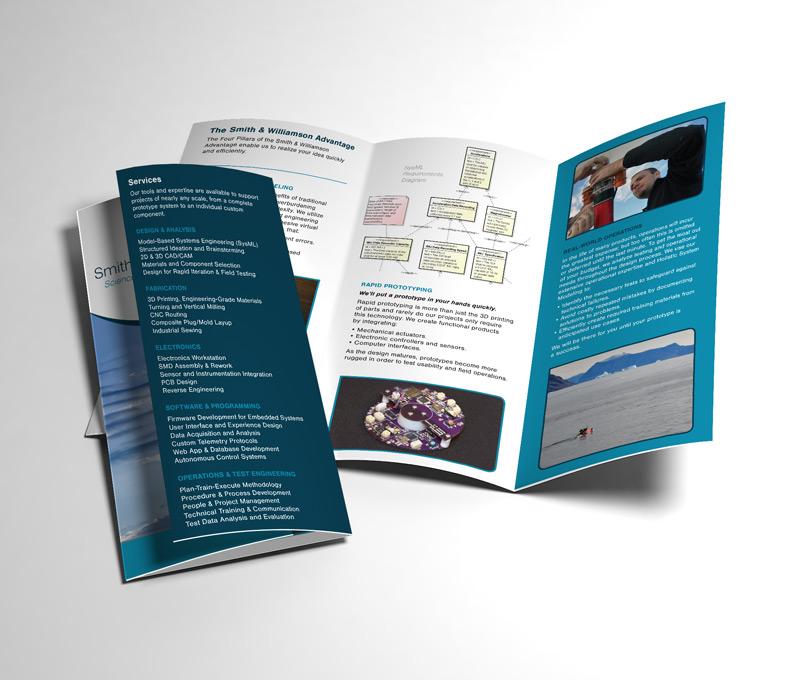 Smith & Williamson Brochure
