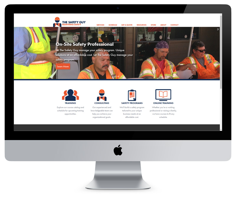 The Safety Guy Website